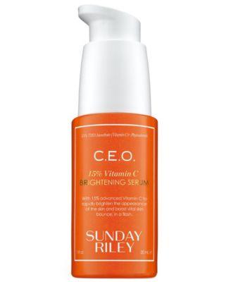 Sunday Riley C.E.O. Vitamin C Brightening Serum, 1 fl. oz.