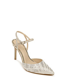 Jewel Badgley Mischka Fedora Evening Women's Pumps