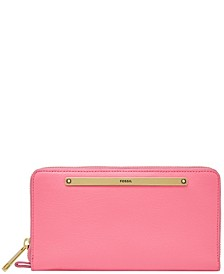 Women's Liza Zip Around Clutch