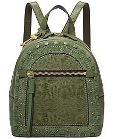 Women's Megan Leather Backpack