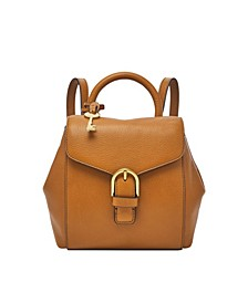 Women's Liv Mini Leather Backpack