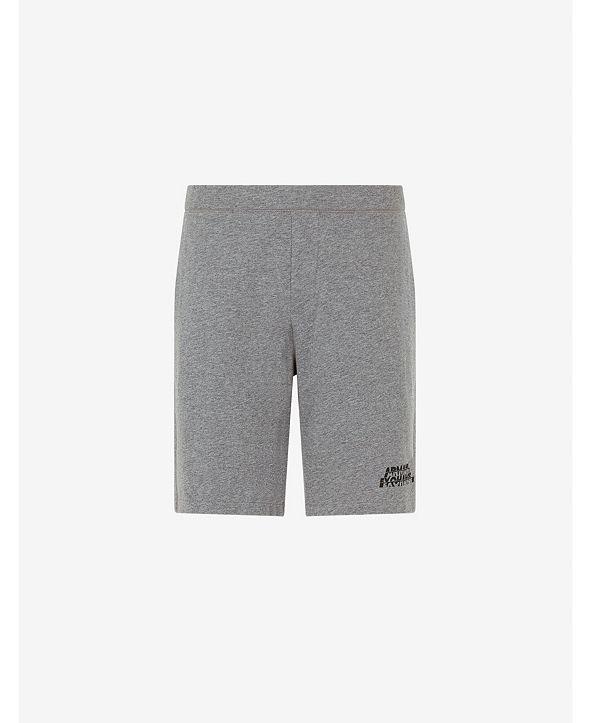 A X Armani Exchange Men's Sweatpant Shorts
