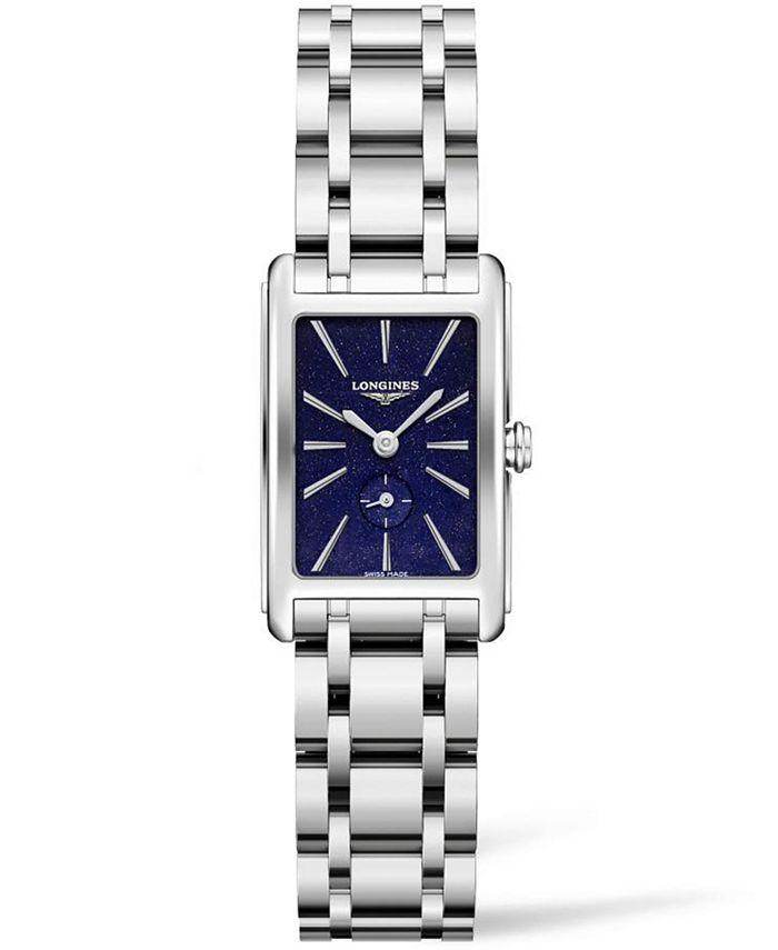 Longines - Women's Swiss Dolce Vita Stainless Steel Bracelet Watch 20x32mm
