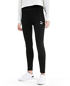 Women's Classics Ribbed High-Rise Leggings