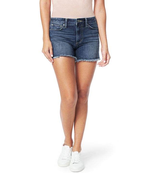Joe's Jeans Cotton Cutoff Denim Shorts