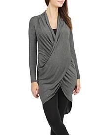 Joplin Long Maternity Tunic