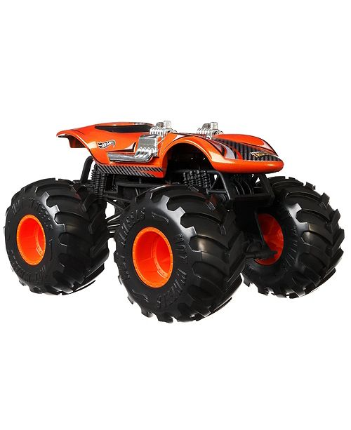 Hot Wheels Monster Trucks 1 24 Twin Mill Vehicle Reviews Home Macy S