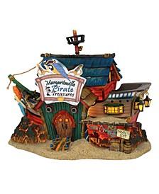 Margaritaville Pirate Treasure Figurines