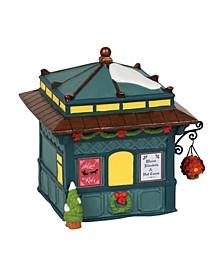 Classic Christmas Kiosk Figurines