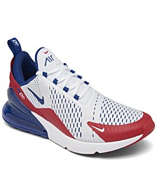Men's Air Max 270 Casual Sneakers from Finish Line