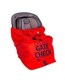 Disney Baby Gate Check Travel Bag for Car Seats