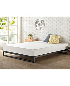 "Trisha 7"" Heavy Duty Platform Bed Frame, Full"