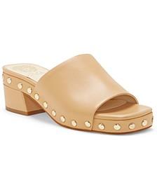 Haniya Studded Platform Sandals