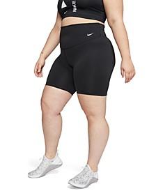 Plus Size Nike One Shorts