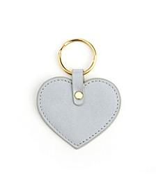 ROYCE New York Heart Shaped Key Chain