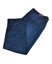Men's Big Tall Regular Fit Straight Leg Jeans
