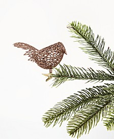 Birds & Boughs Bird Clip-On Ornament, Created for Macy's