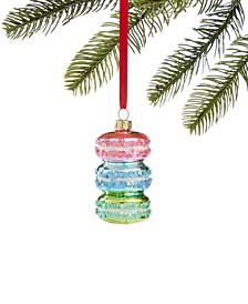 Sweet Tooth Stacked Macaroon Ornament, Created for Macy's