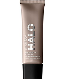Halo Healthy Glow Tinted Moisturizer Broad Spectrum SPF 25, 1.4-oz.