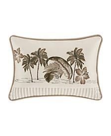 Palm Beach Boudoir Pillow