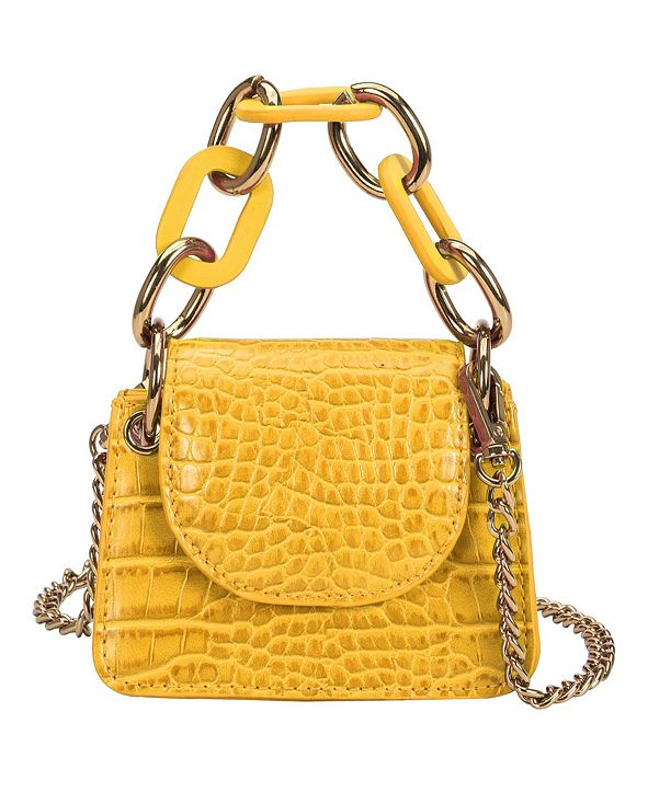 Melie Bianco Bella Micro Crossbody Bag
