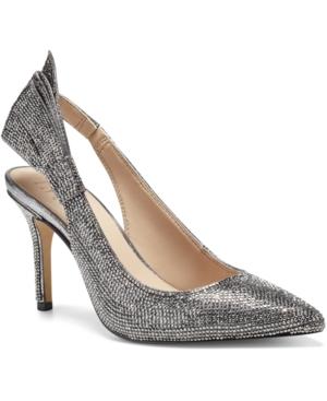 Women's Cersei Slingback Bling-Bow Heels