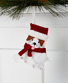Pets, Felt Dog Stocking Ornament, Created For Macy's