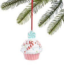 Sweet Tooth Cup Cake Ornament, Created for Macy's