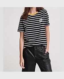 Women's Dakota Stripe Graphic T-shirt