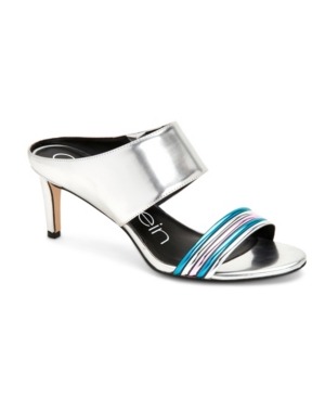 Calvin Klein WOMEN'S CECILY DRESS SANDAL WOMEN'S SHOES