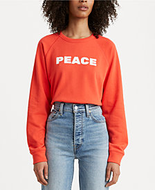 Levi's® Graphic Fleece Sweatshirt