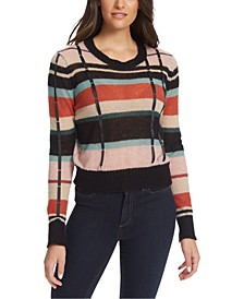 Denise Striped Sweater