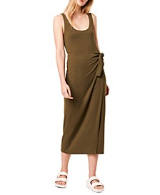 Zena Side-Tie Dress