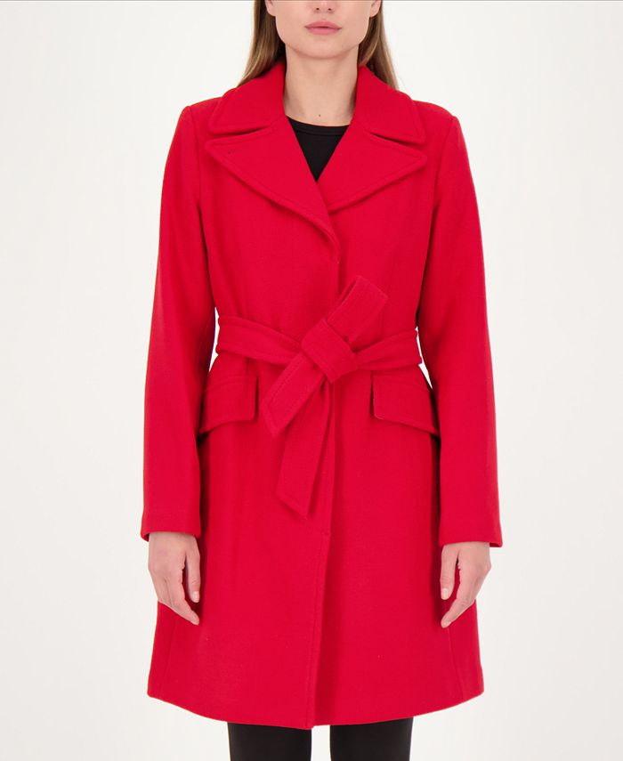 kate spade new york - Belted Wrap Coat