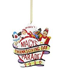 2020 Parade Ornament