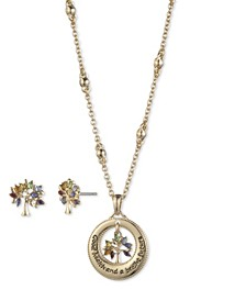 Necklace or Earring Tree Set