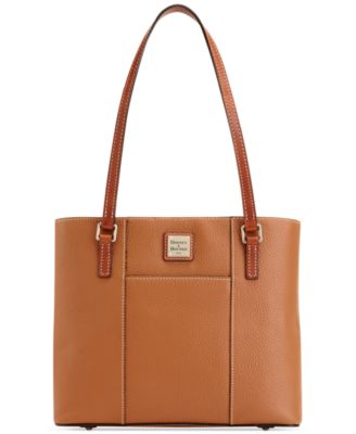 Image of Dooney & Bourke Pebble Small Lexington Shopper