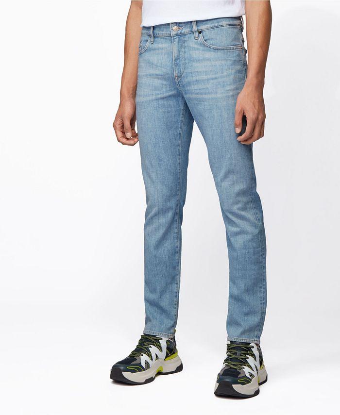 Hugo Boss - Men's Delaware Slim-Fit Jeans