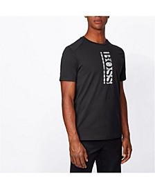 BOSS Men's Teeonic Cotton Blend T-Shirt