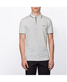 BOSS Men's Paul Slim-Fit Polo Shirt in Stretch Piqué