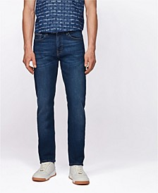 BOSS Men's Delaware BCLP Slim-Fit Jeans