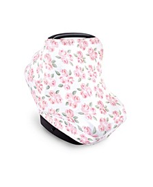 Baby Girls Multi-Use Car Seat Canopy