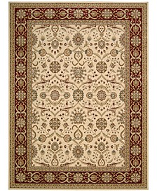 CLOSEOUT! Rugs, Persian King PK01 Cream/Red