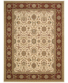 "Nourison Persian King PK01 7'10"" x 10'6"" Area Rug"