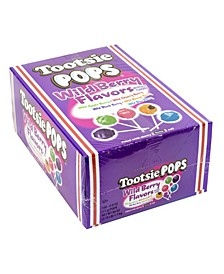 Pops Wild Berry, 100 Count