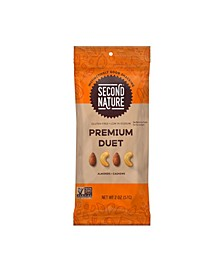 Premium Duet Mixed Nuts, 2 oz, 12 Count
