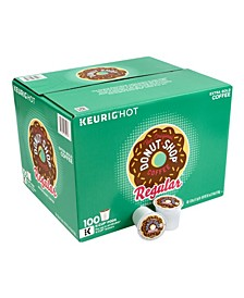 Donut Shop Regular Medium Roast Coffee K-Cups, 100 Count