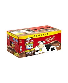 Chocolate Low-Fat Milk Boxes, 8 oz, 18 Count