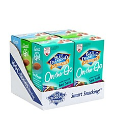Almonds Variety Pack On-the-Go Pouches, Pack of 42
