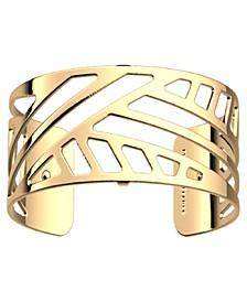 Geometric Openwork Adjustable Cuff Bracelet, 25mm, 1in